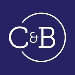 Clagett and Barnett Letter Logo Favicon