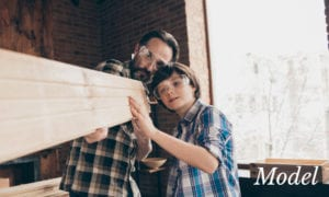 Father And Son Woodworking